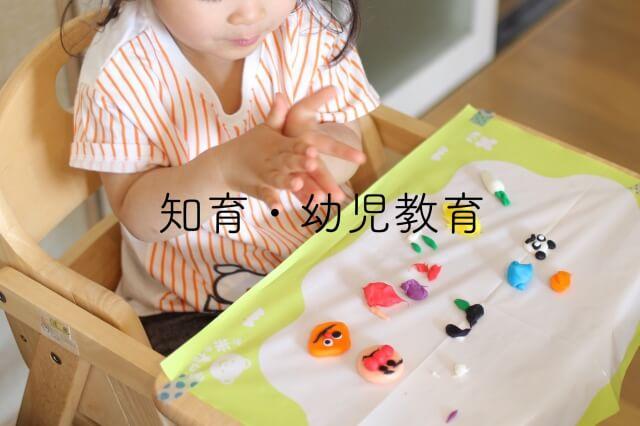 リビングでできる知育・幼児教育