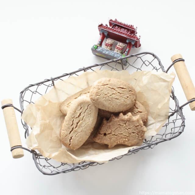 【ラードなし】沖縄のサクほろっ!手作りちんすこうレシピ