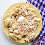 【離乳食・幼児食】余ったパン耳がトロふわ〜フレンチトーストレシピ・作り方
